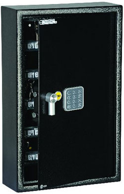 r2000 r5000 yale electronic key cabinet 100 key capacity. Black Bedroom Furniture Sets. Home Design Ideas