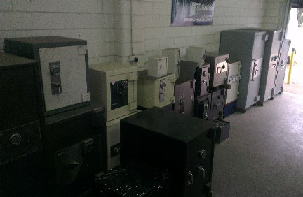 refurbished safes