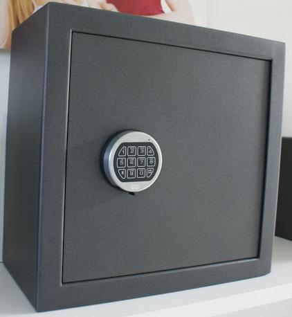 Key Cabinets Eurolite Key Safe 96 Key Digital