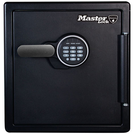 Fire Safes Master Lock Extra Large Security Digital