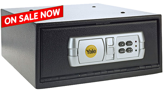 Up To R2000 Yale Electronic Tablet Safe