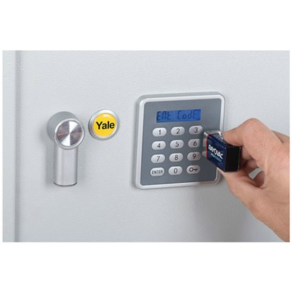 Up To R2000 Yale Alarmed Security Small Safe