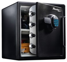 Master Lock Extra Large Security Digital Combination Safe Fire & Waterproof