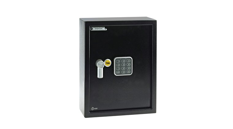 key safes yale electronic key cabinet 48 key capacity. Black Bedroom Furniture Sets. Home Design Ideas